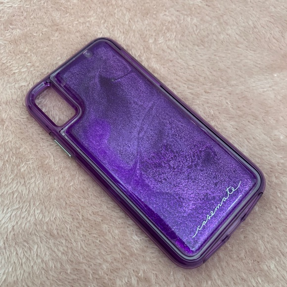 newest 44aa0 d35af Casemate - SQUISH in Purple iPhone X/XS Case